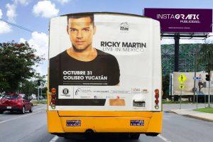 slide Publicidad en autobuses - Medalloìn